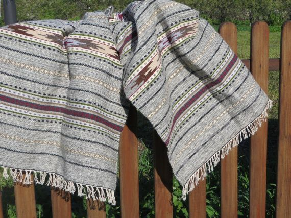 Ethnic Runner Rug Traditional Throw Tribal Wall Hanging Accent Throwshearth Rugsaztec