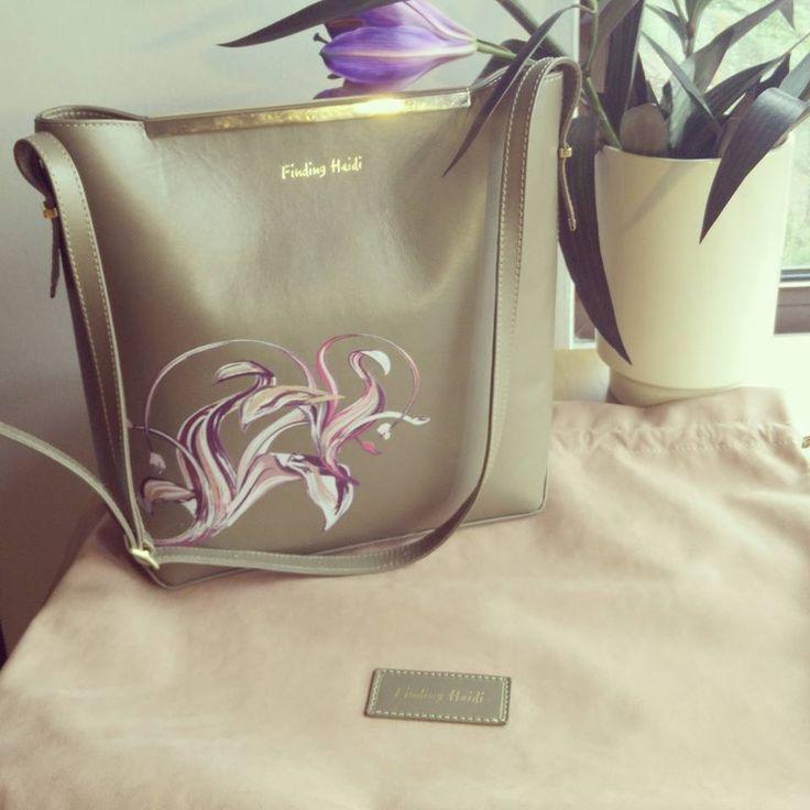 Inspiration/nature/floral-The Heidi Bag