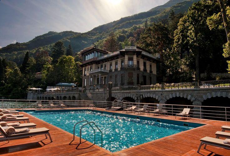 CastaDiva Resort And Spa, озеро Комо