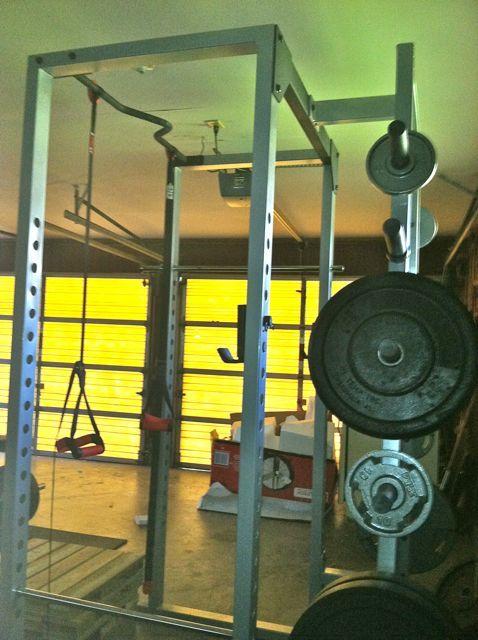 Best garage gym images on pinterest crossfit