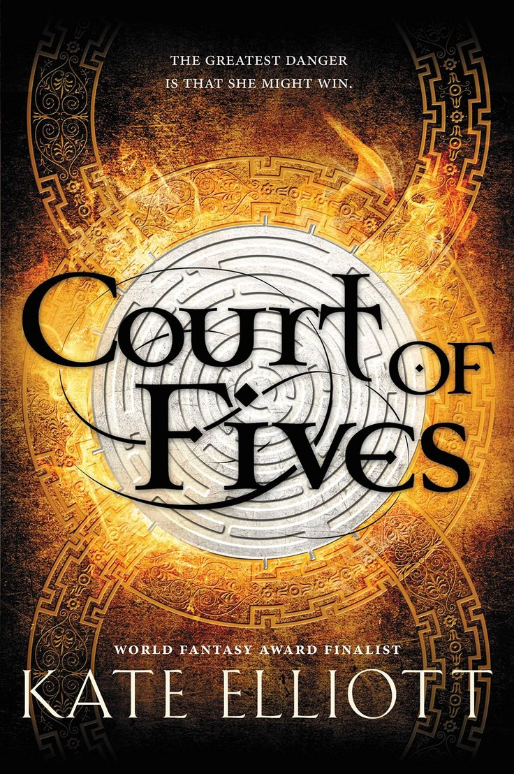 Court Of Fives By Kate Elliott: Review Book