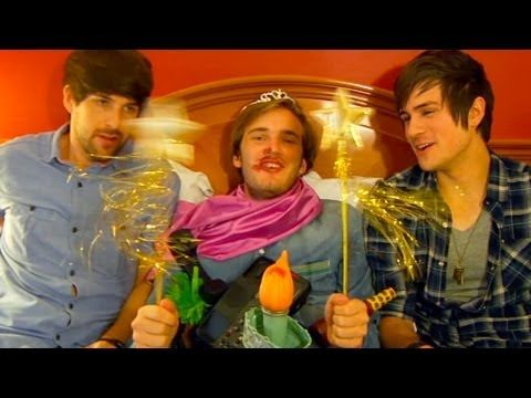 TIME TO PARTY! | PewDiePie | celebrating being the #1 most subscribed YouTube channel with Smosh