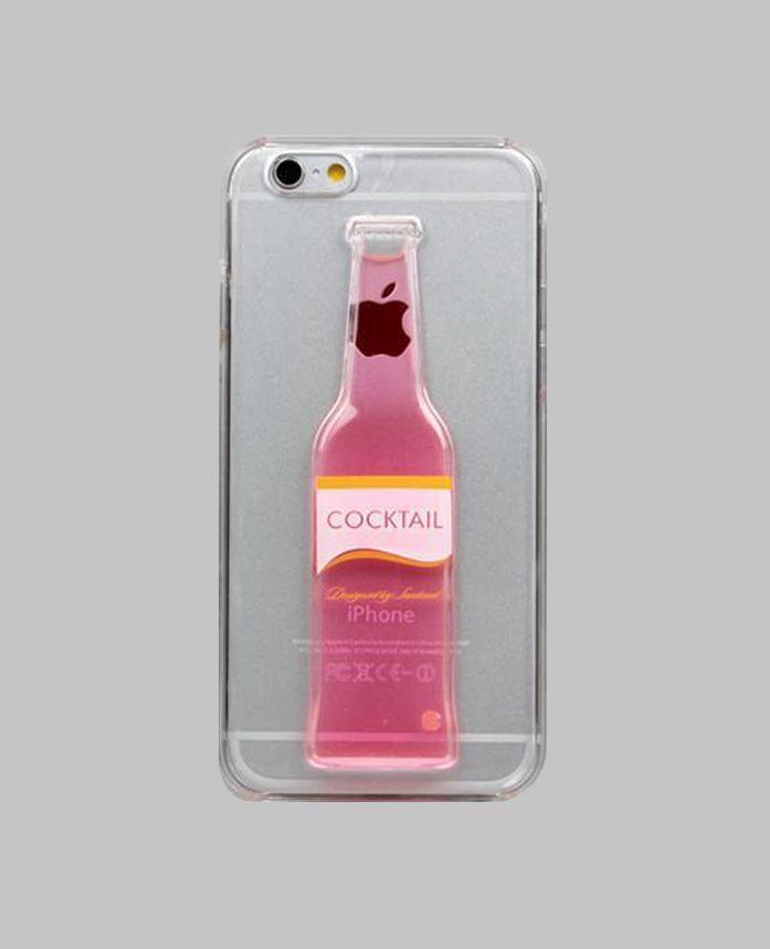 Cocktail skal till iPhone 6 Plus. Finns på www.kaxy.se