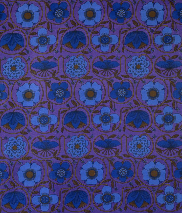 prior pinner: Prince of Quince, furnishing fabric, Juliet Glyn-Smith, 1965. Museum no. CIRC.71-1967