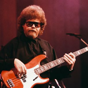 Donald 'Duck' Dunn: Helped shape Southern soul in Stax Records' house band