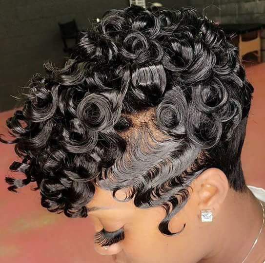 finger wave hair styles best 25 black hairstyles ideas on 3480 | ef638f4b4bc1e71fc4562583f1d61c58