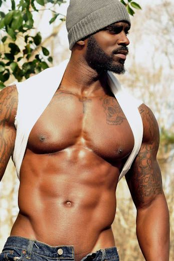 Obsessed with Hot Black Men - Page 24