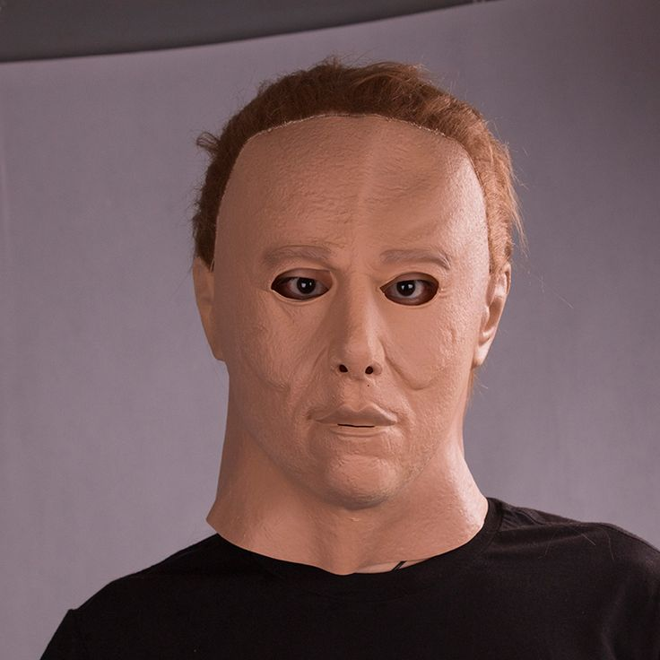 ==> [Free Shipping] Buy Best Halloween Cosplay Latex Michael Myers Mask Carniaval Character Scary Movie Theme Face Mask Movie Full Face Head Mask Online with LOWEST Price   32814985341