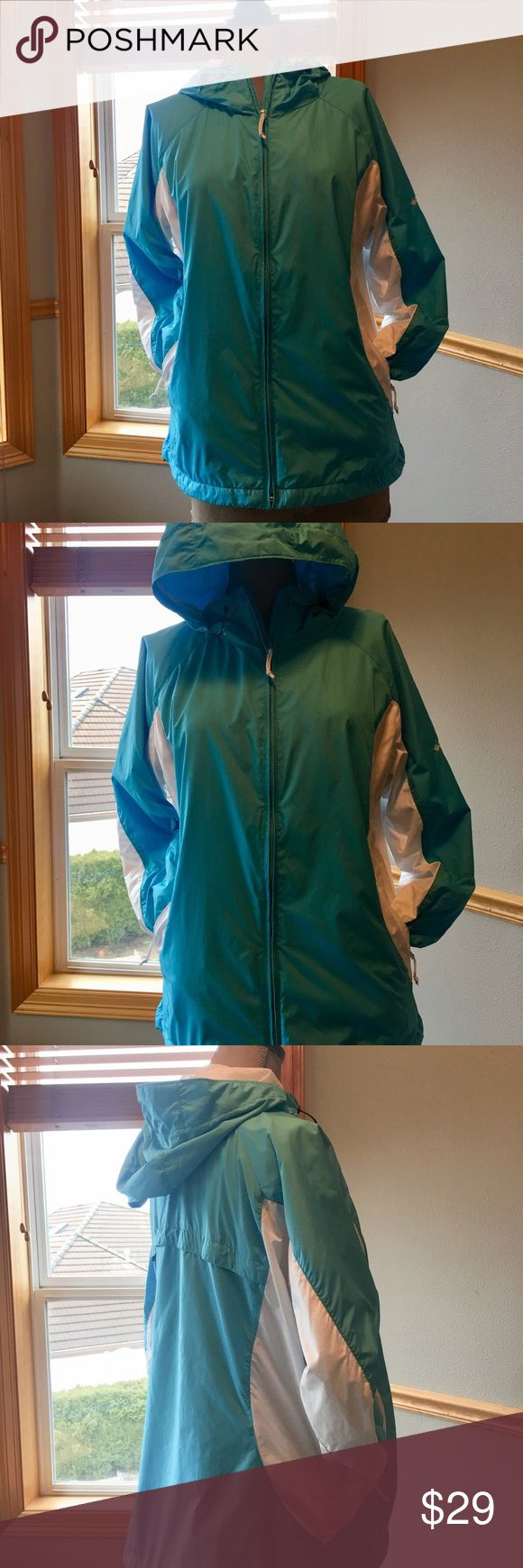 Columbia Sportswear Jacket Lightweight windbreaker. Water-resistant. Breathable lining. GUC. Columbia Jackets & Coats