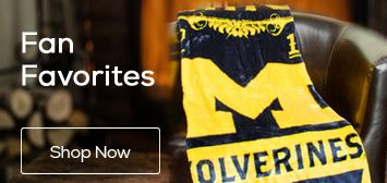 Michigan Apparel, University of Michigan Gear, Michigan Orange Bowl Store, Nike Jordan Clothing