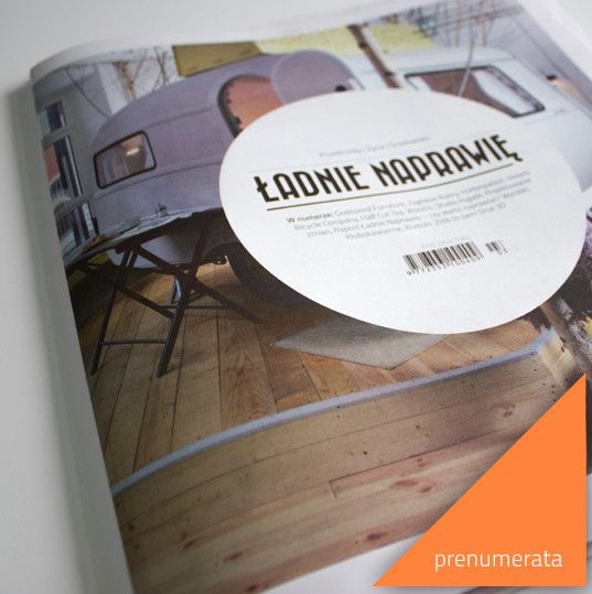 """Magazyn """"Ładnie Naprawię"""" dla tych, którzy cenią sobie odpowiedzialny styl życia, dobre wzornictwo, ekologię, zdrowie."""