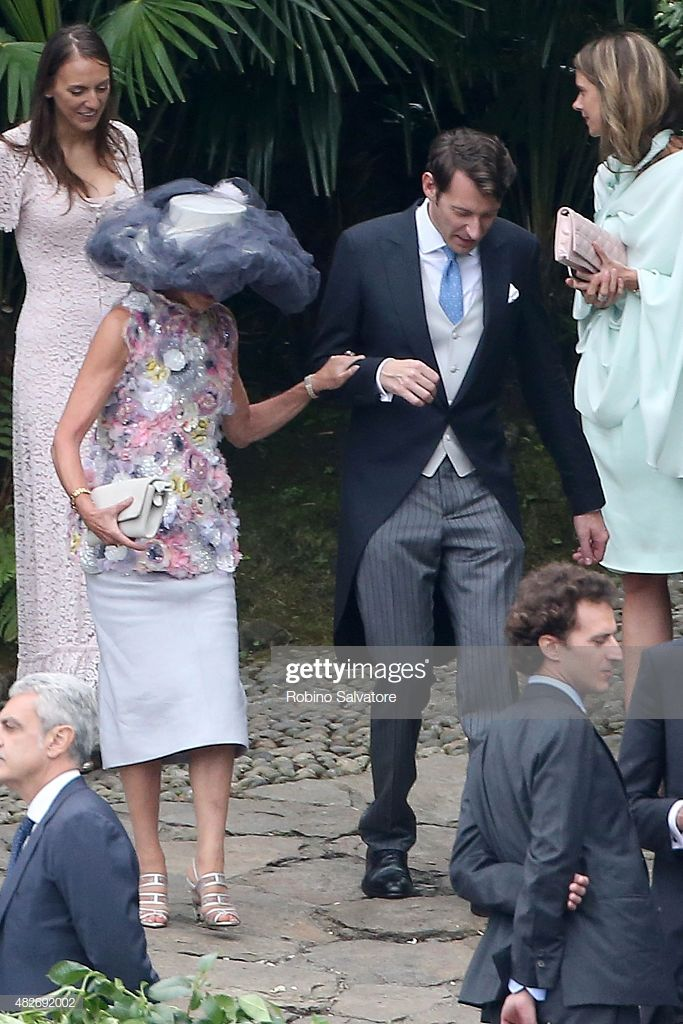 Caroline Princess Of Hanover Arrives At Pierre Casiraghi And Princess Caroline Princess Caroline Of Monaco Caroline Of Monaco
