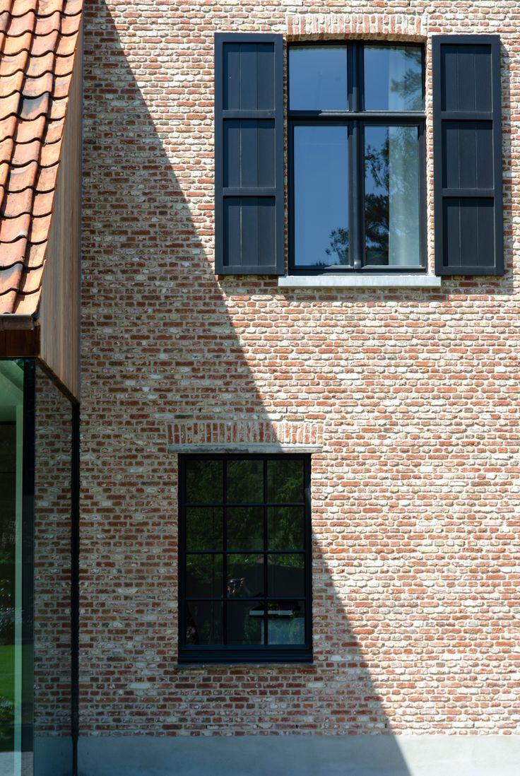 Meer dan 1000 ideeën over zwarte ramen op pinterest   ramen ...