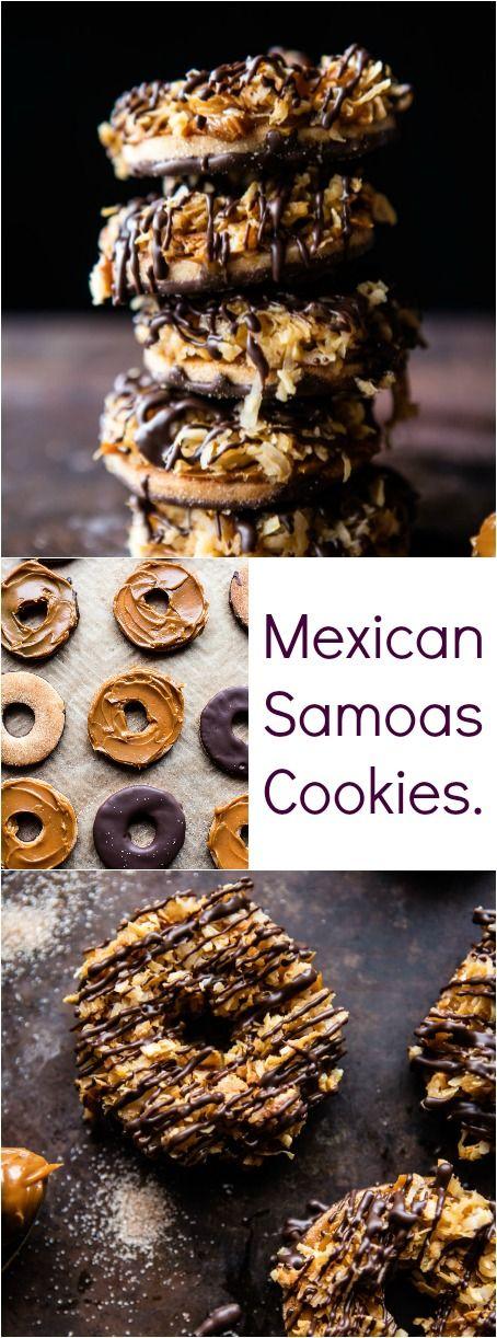 Mexican Samoas Cookies   halfbakedharvest.com @hbharvest