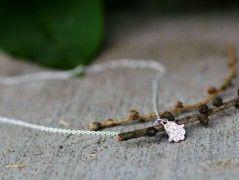 Fatimina ruka - Ag náhrdelník