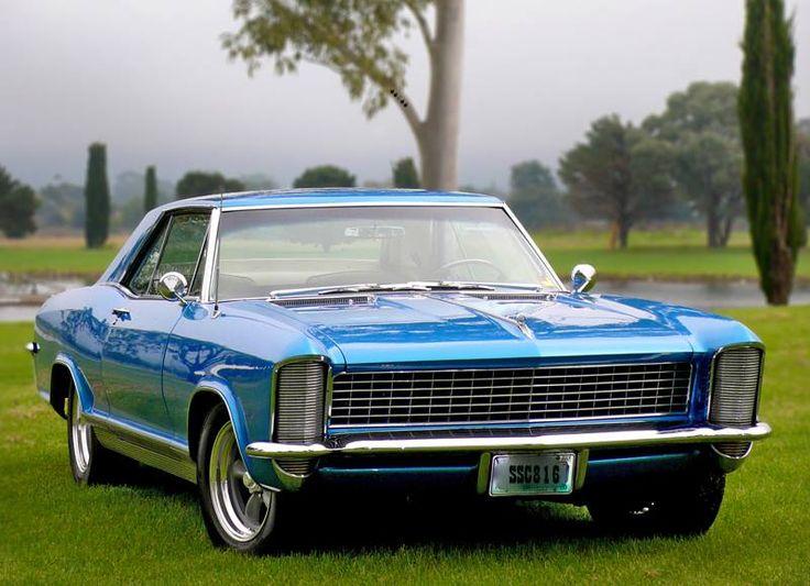 '65 Buick Riviera