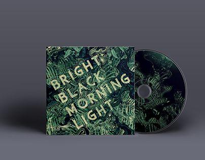 """T Stenersen @Behance portfolio: """"Brightblack Morning Light - Album Cover"""" http://be.net/gallery/36599341/Brightblack-Morning-Light-Album-Cover"""