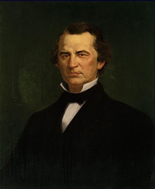 Andrew Johnson (1808 - 1875)