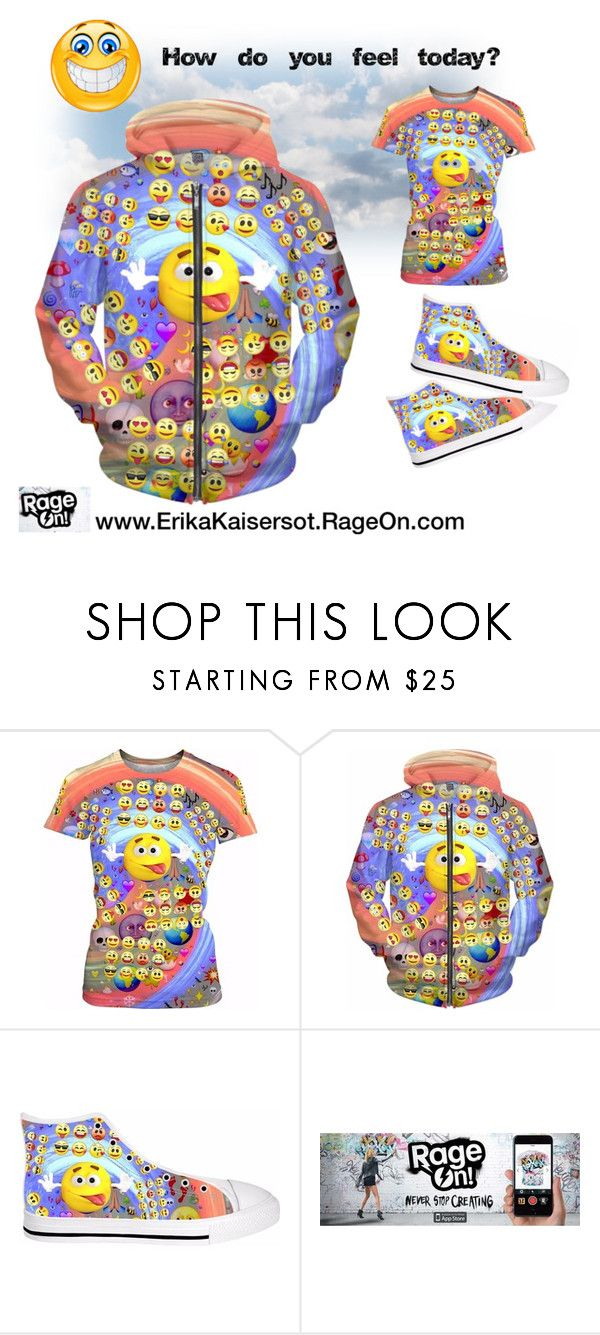 #Emoji Emoticons hoodie, womens shirt and high tops sneakers by #ErikaKaisersot on @RageOn http://ErikaKaisersot.RageOn.com