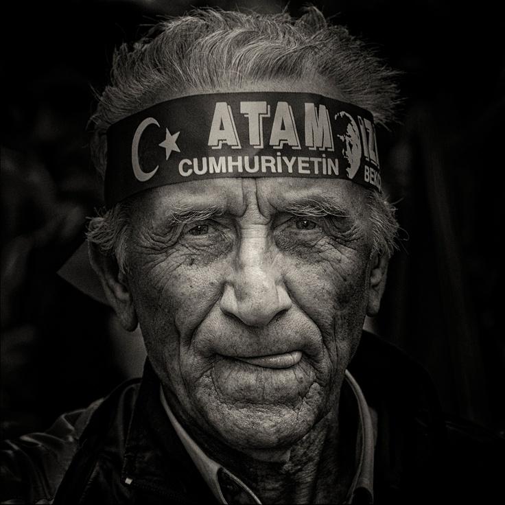 old man...!