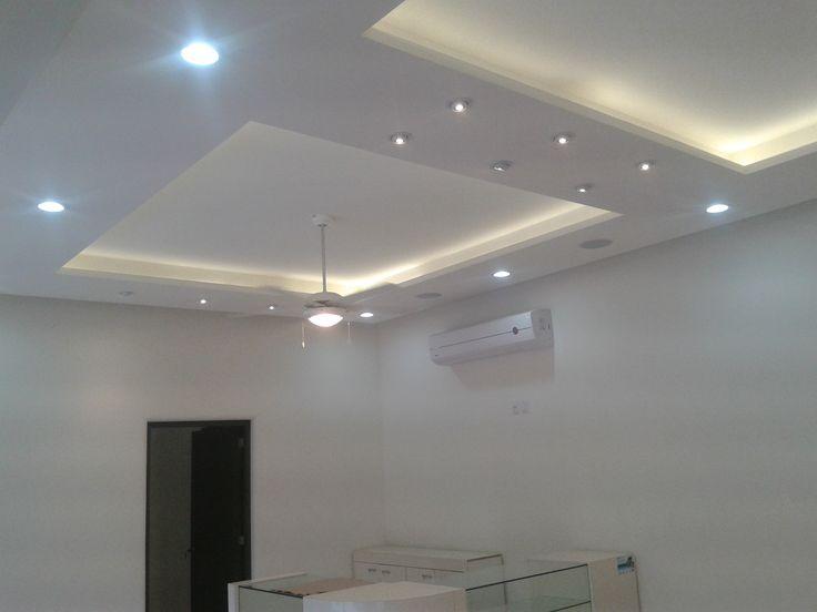 Iluminación en negocios