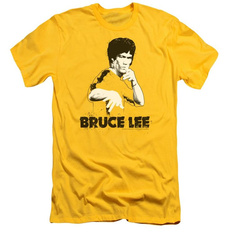 Bruce Lee - Suit Splatter Short Sleeve Adult 30/1