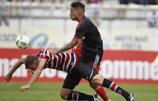 Blog Esportivo do Suíço: Santa Cruz vence o Flamengo de virada no Arruda