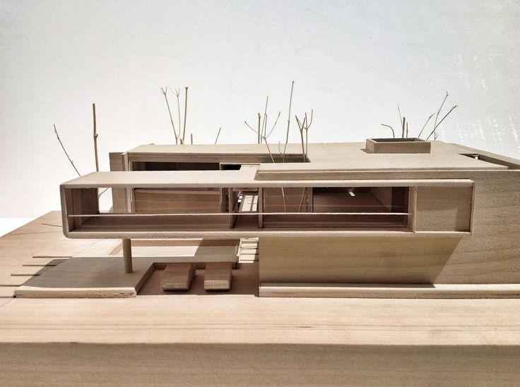 architectural model, modelo, maquette
