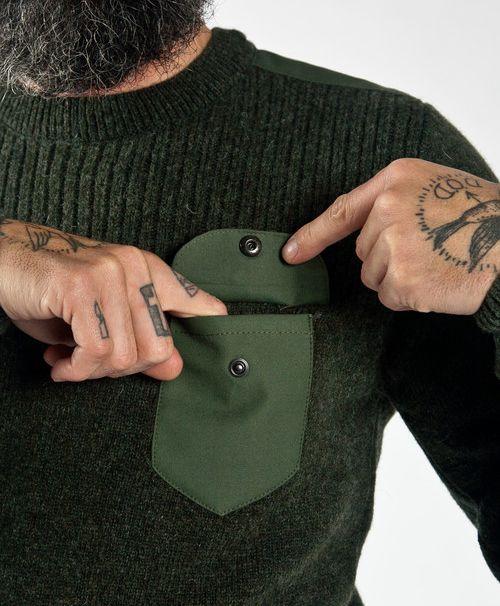 Breast Pocket