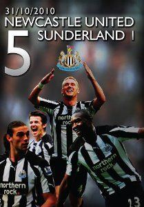 Newcastle 5 Sunderland 1 [DVD]: Amazon.co.uk: Jonathan Sides: DVD & Blu-ray