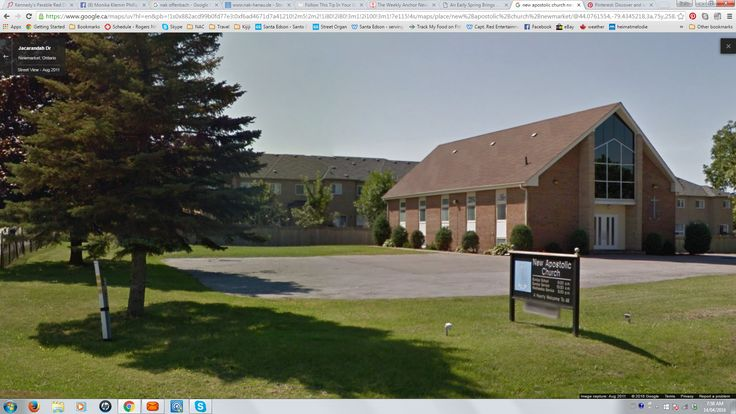 Churches In Kitchener Ontario