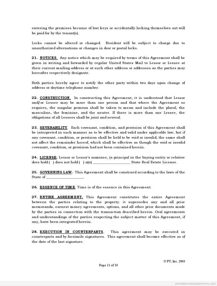 871 best Template For Real Estate PDF images on Pinterest Real - lease purchase agreement template