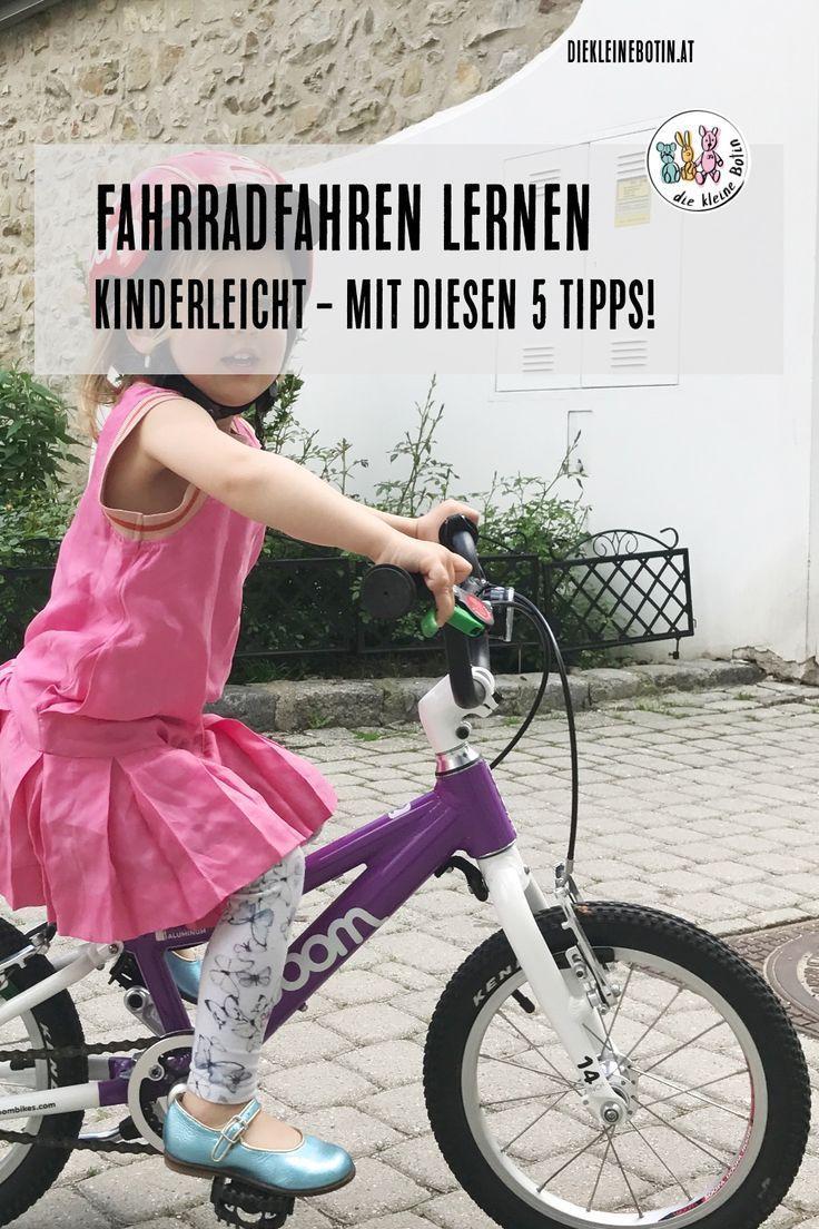 Woom Das Kinderfahrrad Kinder Fahrrad Fahrradfahren Lernen