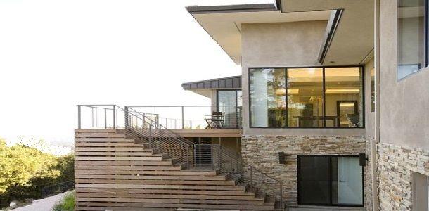 Balconies Stairs