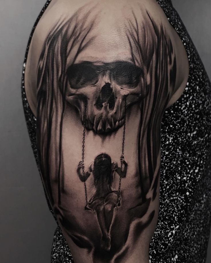 Best 25+ Skull Tattoo Design Ideas On Pinterest