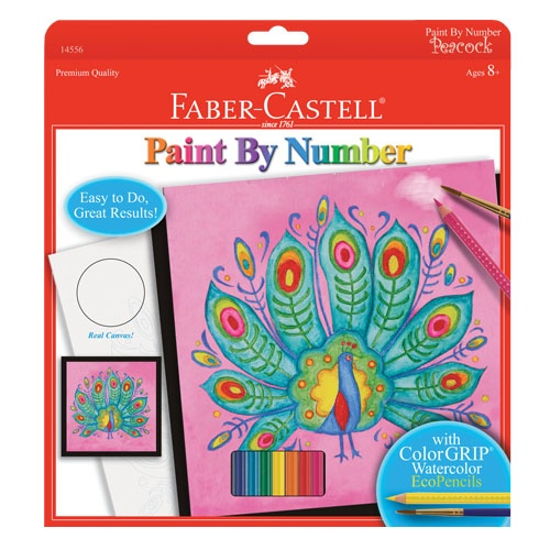 Faber-Castell Paint By Number Kit  www.fund-hub.com