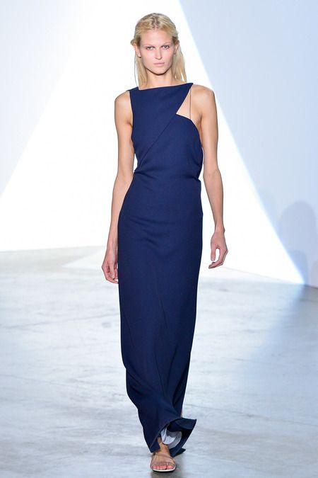 Vionnet | Spring 2014 Ready-to-Wear Collection | Style.com - beautiful color