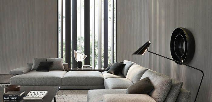 Poliform Bristol modular sofa - design J.M. Massaud - jeromedechabalier@gmail.com - Gmail