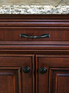 25 Best Ideas About Cherry Kitchen Cabinets On Pinterest