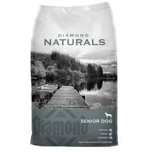 Diamond Naturals Dry Food for Senior Dogs 8+, Chicken, Egg, and Oatmeal Formula, 35 Pound Bag. http://dogsiteworld.com/product/blue-buffalo-dry-food-for-puppies-chicken-and-rice-recipe-30-pound-bag/ - DogSiteWorldStore...