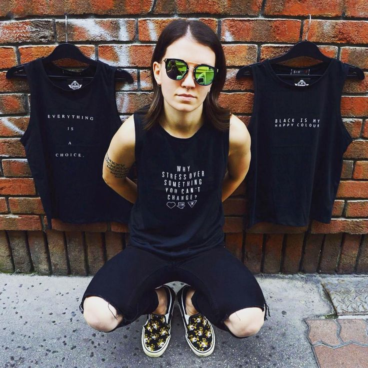 Black is my happy colour 🌒 #lifestyle #quote #tanktop #collection #black #blackandwhite #extraordinary #sunglasses #crazy #vintage #vans #slipon #streetstyle #everythingisachoice #szputnyikshop #szputnyik #budapest