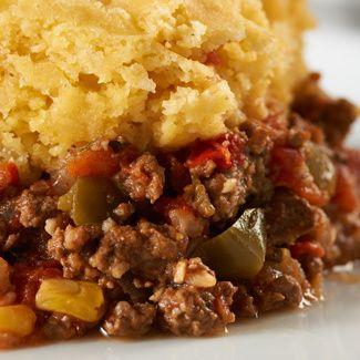 Tamale Pie — David Venables Recipes — QVC Recipes — Kitchen & Food — QVC.com