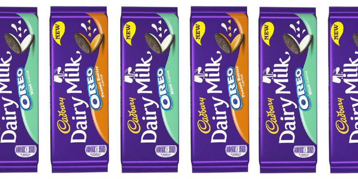 Cadbury Lauches Two New Oreo Products That Sound Even Better Than The Oreo Creme Egg