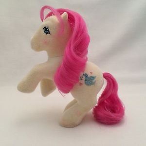 Truly. So Soft pony. Year 4. 1985-86.