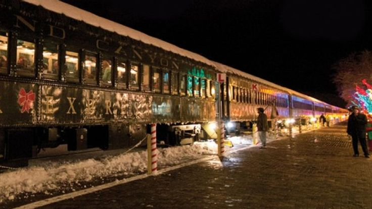 For some Christmas magic, hop the train for the Polar Express