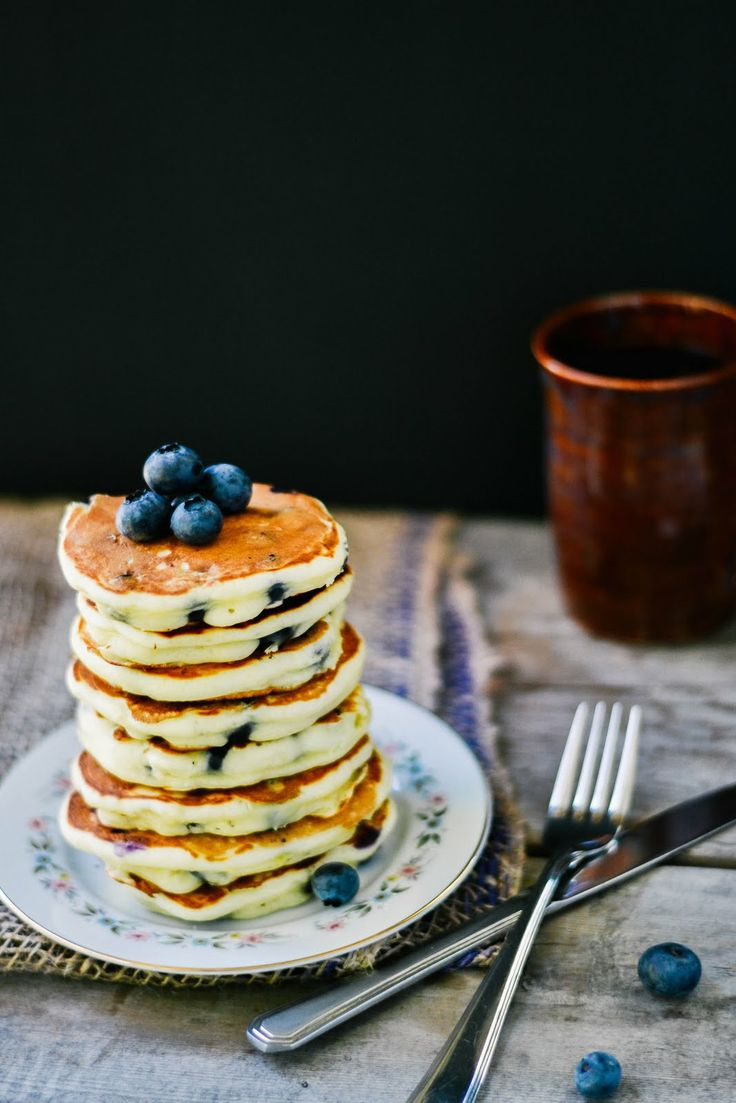 ... org lemon blueberry pancakes with blueberry syrup pin 125 heart 11