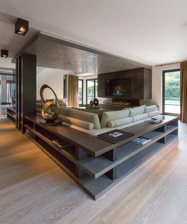 Soggiorni moderni • 100 idee e stile per il soggiorno ideale   HOME ...