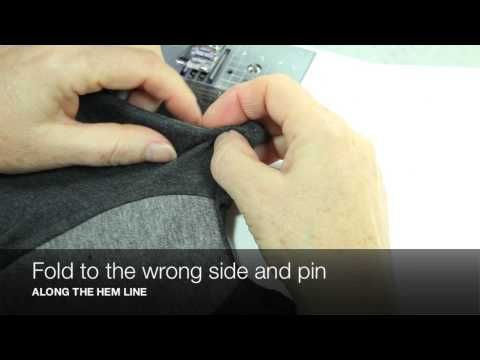 How to Make Men's Trunk Underwear (Jalie 3242) - YouTube