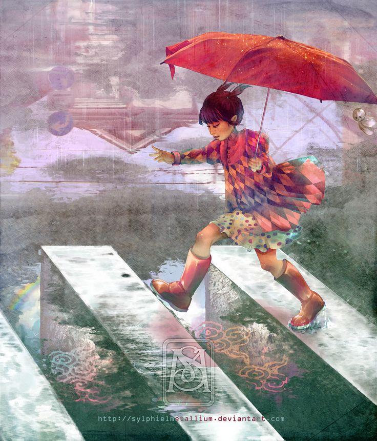 Грусти, картинки ура дождик