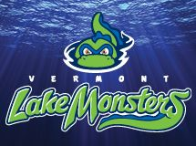 The Official Site of The Vermont Lake Monsters | They have a baseball team!!!!